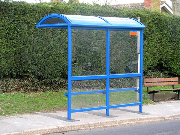 Arun Barrel Bus Shelter