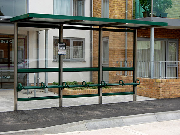 Arun Flat Bus Shelter