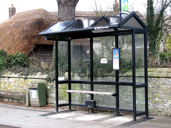 Arun Pitch Bus Shelter